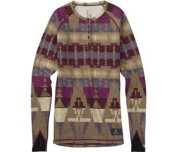 Burton - Sous-vêtement femme chandail  expédition wool