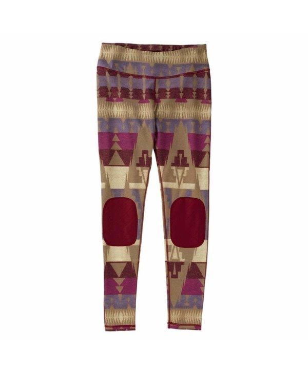 Burton - Sous-vêtement  femme pantalon expédition wool