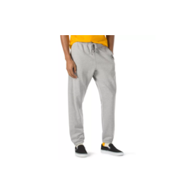 vans Vans - Pantalon en molleton logo up cement heather