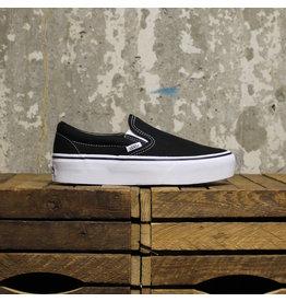 vans Vans - Soulier femme classic slip-on platform black