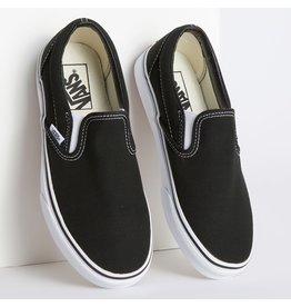 vans Vans - Soulier femme classic slip-on black