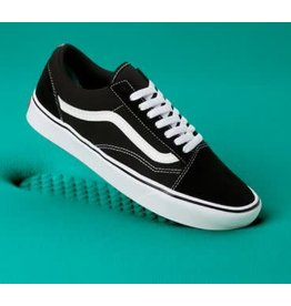 vans Vans - Soulier femme comfyCush old skool classic black/true white