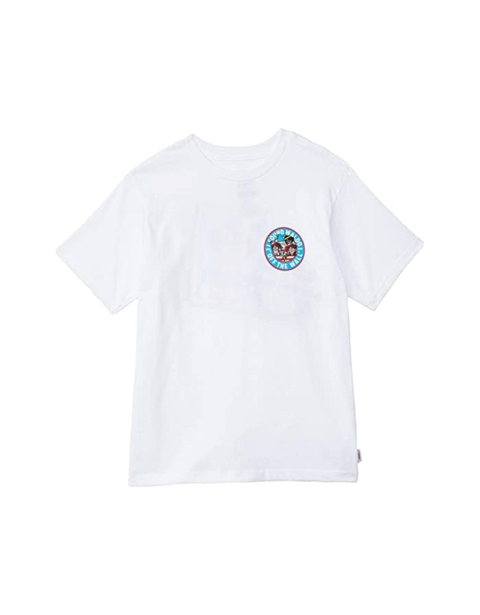 vans Vans - T-shirt homme stamp where's waldo postage