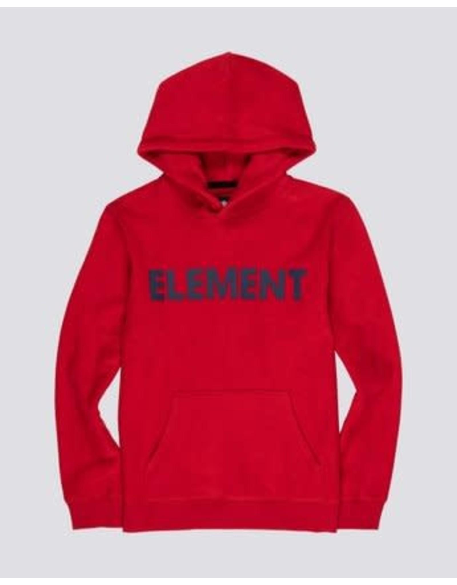 element Element - Ouaté junior reverse red