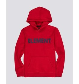 element Element - Ouaté junior reverse red