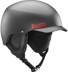 Bern Bern - Casque snowboard homme team baker matte black