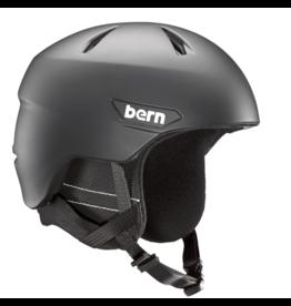 Bern Bern - Casque snowboard homme weston matte black