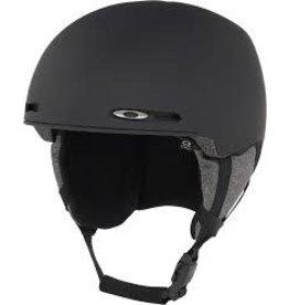 Oakley1 Oakley - Casque snowboard homme MOD1 blackout