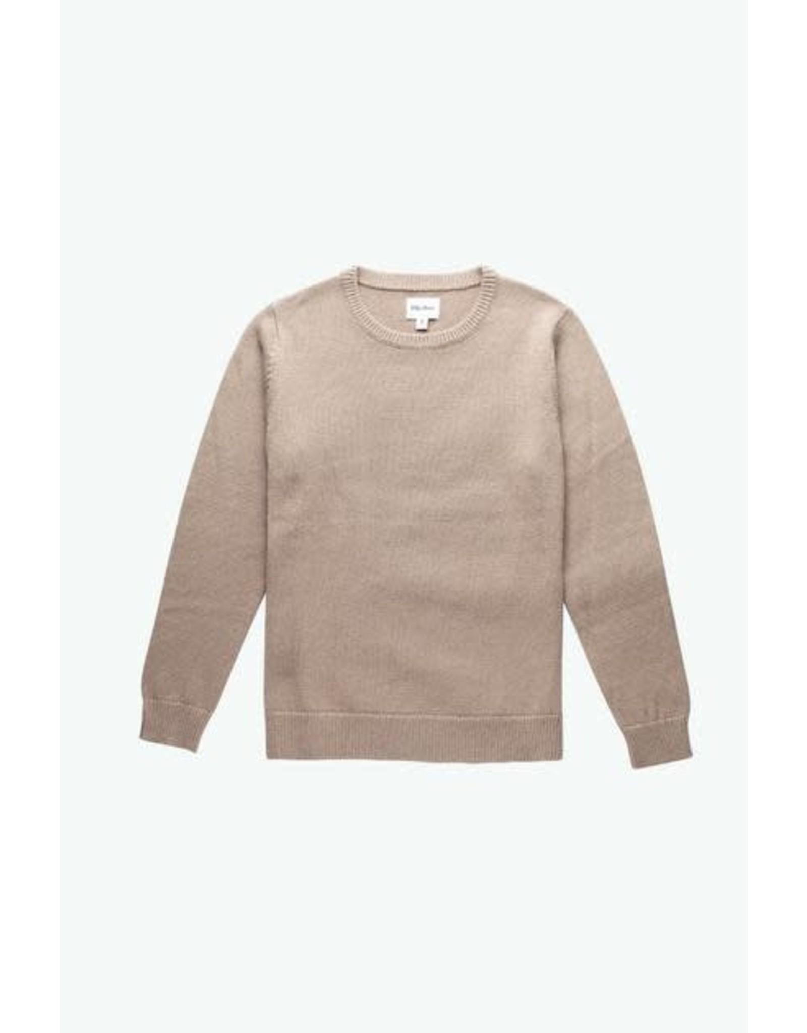 rhythm Rhythm - Pull homme blend knit natural