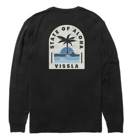 Vissla Vissla - Chandail long  homme toasty coast pocket phantom
