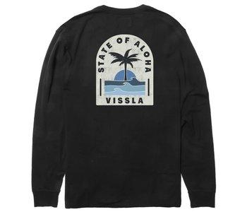 Vissla - Chandail long  homme toasty coast pocket phantom