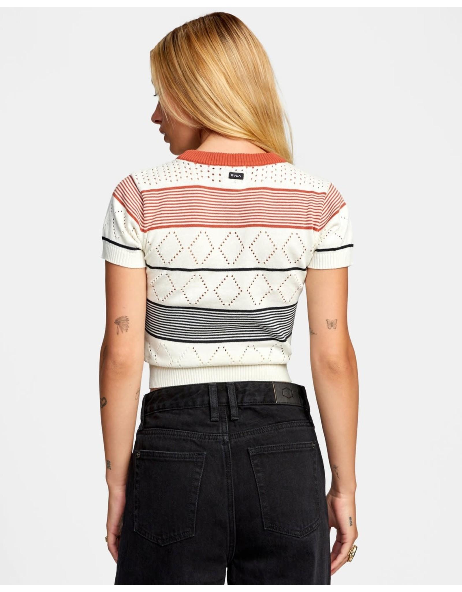 rvca Rvca - T-shirt femme jasper cloud