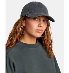 rvca Rvca - Casquette femme staple dad washed black