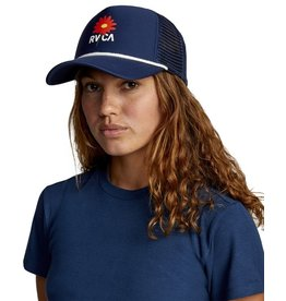 rvca Rvca - Casquette femme unphased trucker ink