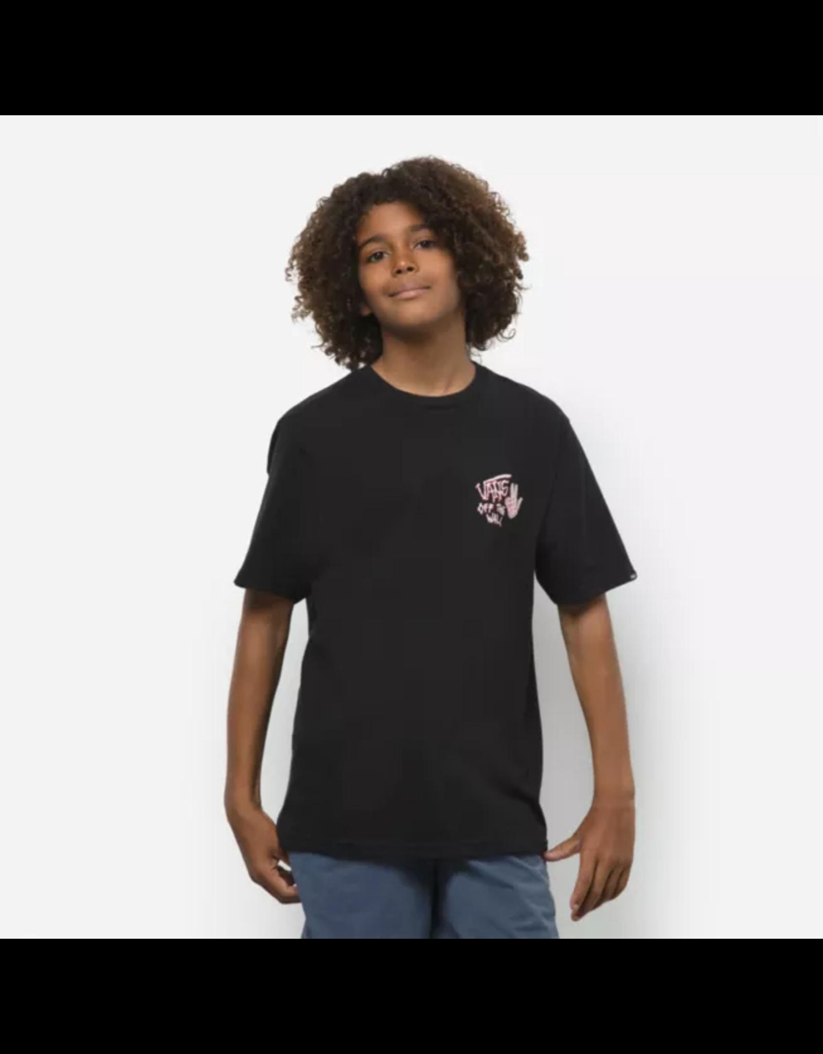 vans Vans - T-shirt junior boneless one black