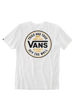 vans Vans - T-shirt homme tried and true white