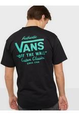 vans Vans - T-shirt homme holder st classic black