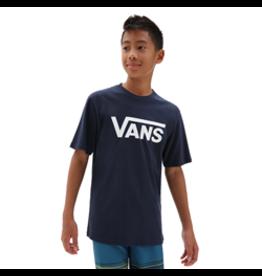 vans Vans - T-shirt junior classic dress blue/white