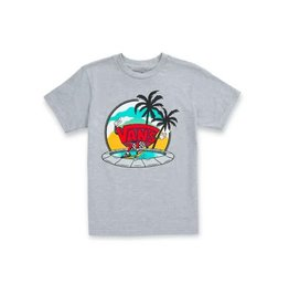 vans Vans - T-shirt toddler dual palm grind k athletic heather