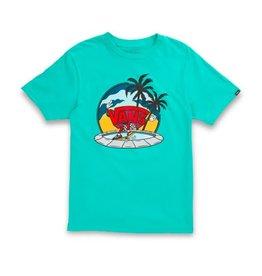 vans Vans - T-shirt todler dual palm grind k waterfall