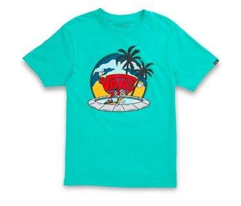 Vans - T-shirt toddler dual palm grind k waterfall