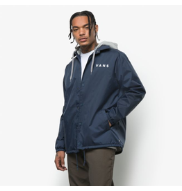 vans Vans - Imperméable homme riley dress blues/athletic logo