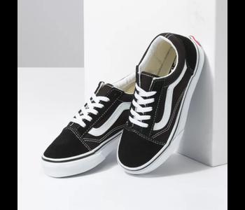 Vans - Soulier junior old skool black/true white