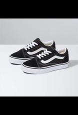 vans Vans - Soulier junior old skool black/true white