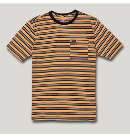 volcom Volcom - T-shirt junior cornett crew black