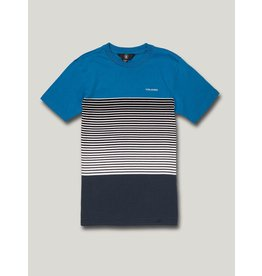 volcom Volcom - T-shirt junior lido liney true blue