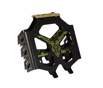 Spark - Crampon ibex pro black/lime