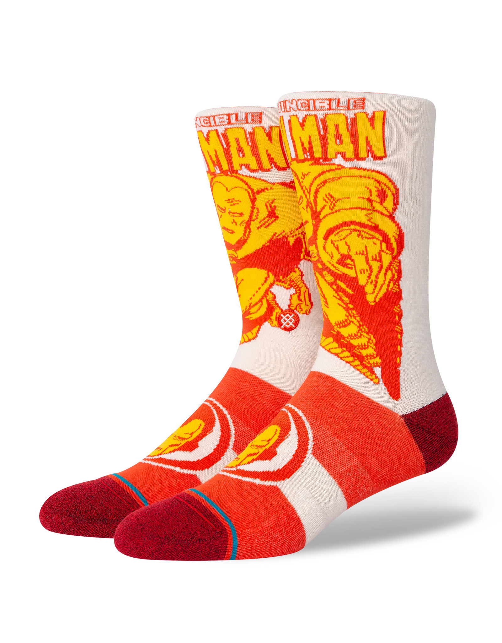 stance Stance - Bas homme marvel iron man marquee red