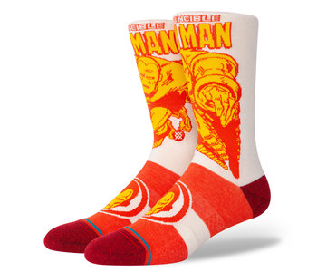 Stance - Bas homme marvel iron man marquee red