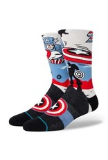 stance Stance - Bas junior captain america off white