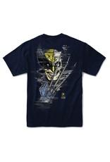 primitive Primitive - T-shirt homme wolverine navy