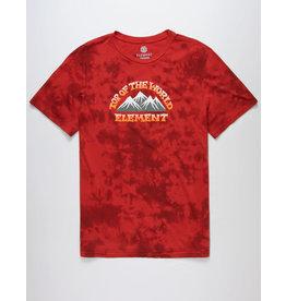 element Element - T-shirt homme westview cw chili pepper