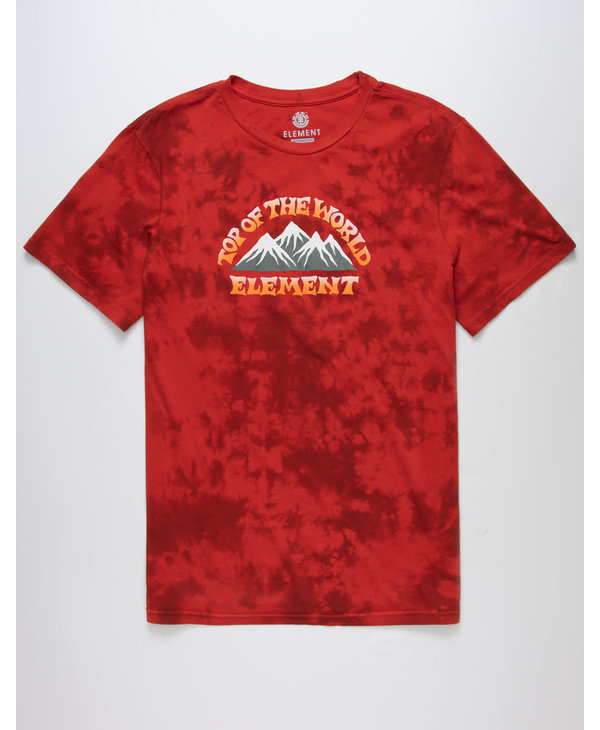 Element - T-shirt homme westview cw chili pepper