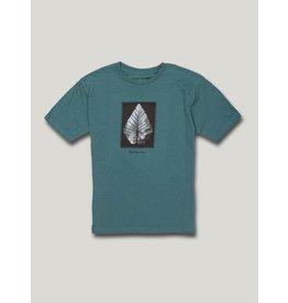 volcom Volcom - T-shirt junior frond hydro blue