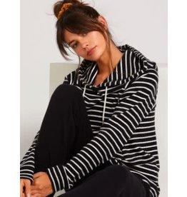 volcom Volcom - Ouaté femme lil hoodie black white