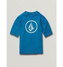 volcom Volcom - T-shirt junior lido solid true blue
