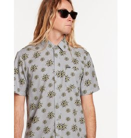 volcom Volcom - Chemise homme burch bloom tower grey