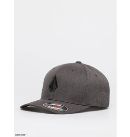 volcom Volcom - Casquette homme stone tech xfit dark charcoal