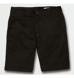 volcom Volcom - Short junior frickin chino black
