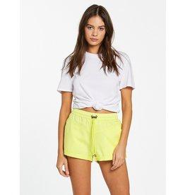 volcom Volcom - Short femme coco twill tropical yellow