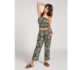Volcom - Pantalon femme coco belted multi
