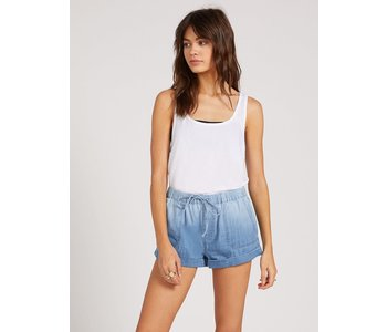 Volcom - Short femme sunday strut blue combo