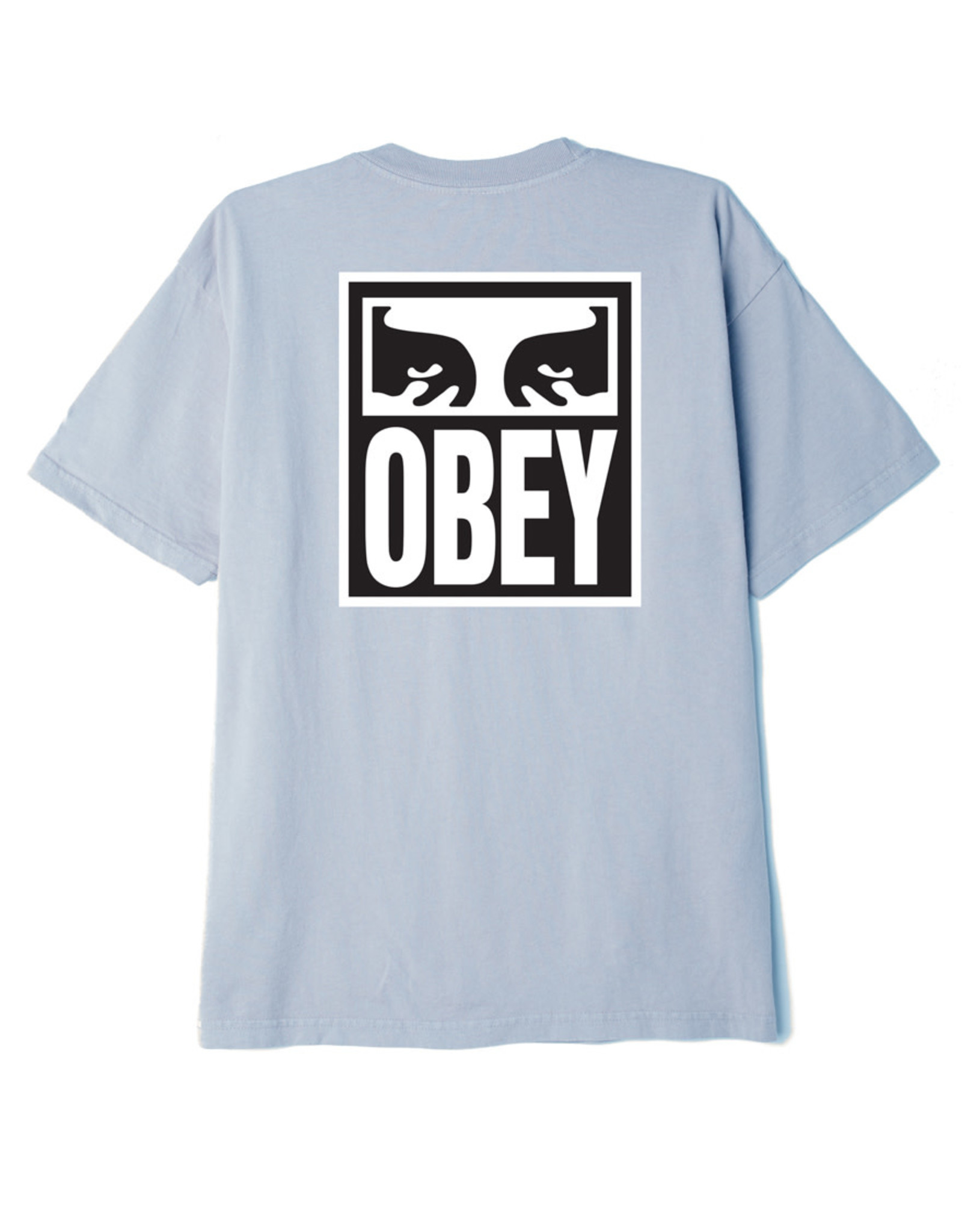 Obey Obey - T-shirt femme obey eyes custom box lavender