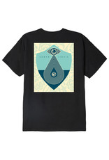 Obey Obey - T-shirt homme earth crisis shepard classic black