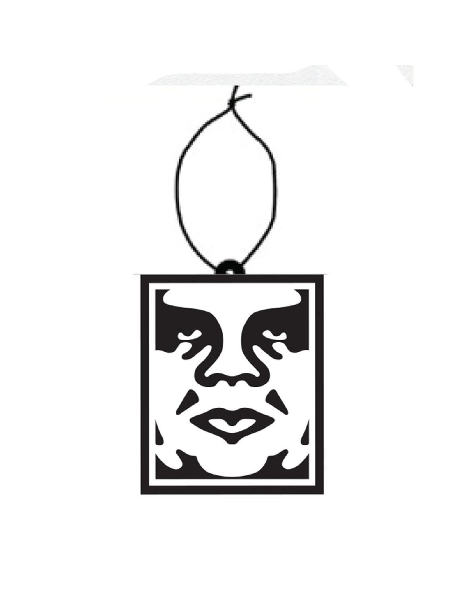 Obey Obey - Air freshener icon black multi
