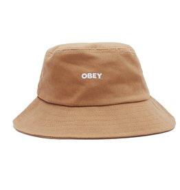 Obey Obey - Chapeau homme bold bucket khaki